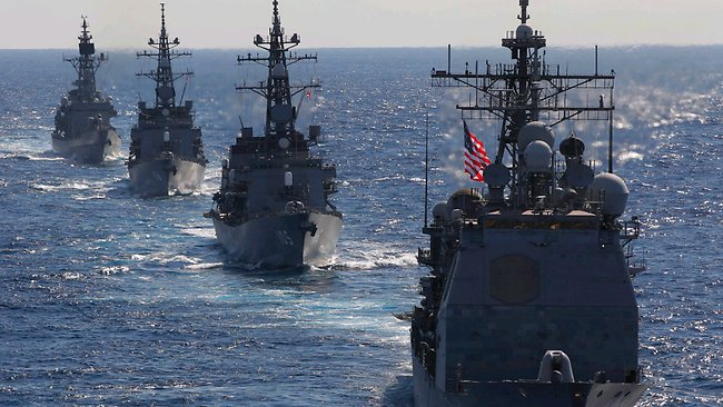 US naval fleet to shift towards Pacific by 2020 | Rightways