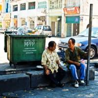 Penang-homeless