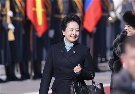 China's First Lady_Peng Liyuan