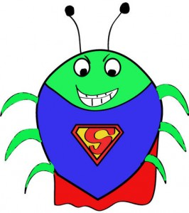 Superbugcartoon