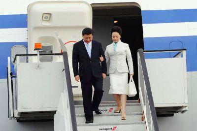 Chinese new president visits Tanzania
