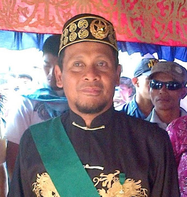 Sulu Sultan_Muedzul Lail Tan Karam 35th