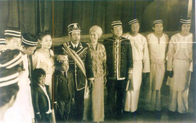Sulu Sultan_Muedzul Lail Tan Karam