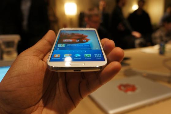Samsung galaxy S4 LTE-Advance