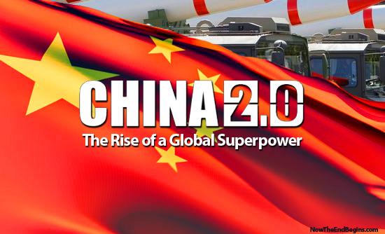 China peaceful rise