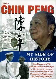Chin Peng_my story