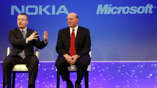 Microsoft buys Nokia Smartphone