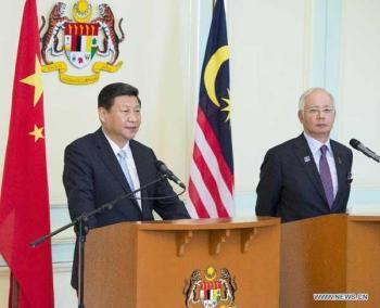 Malaysia and China set trade target of RM511bil, usher new era of strategic partnership