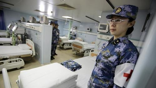 China Peace Ark_Medical