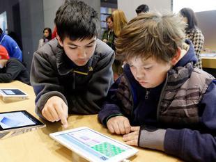 IBM_five tech_children