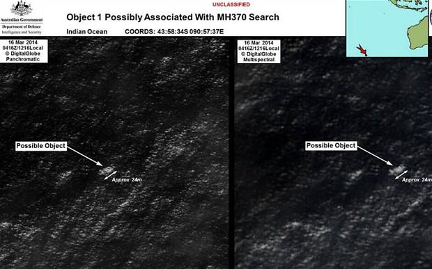 MH370-Aussie Satellite obj