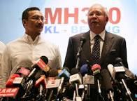 MH370-Najib Conf