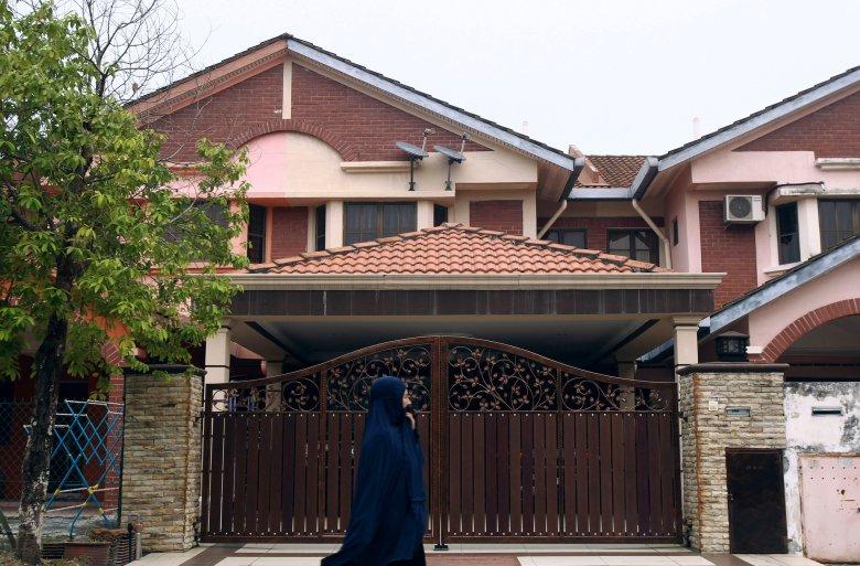 MH370_Fariq house
