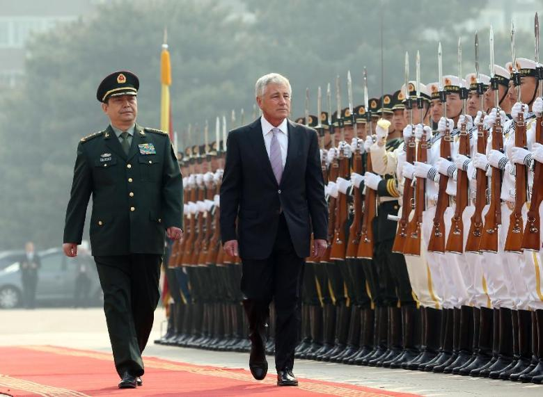 Military_China Chang-US Hagel