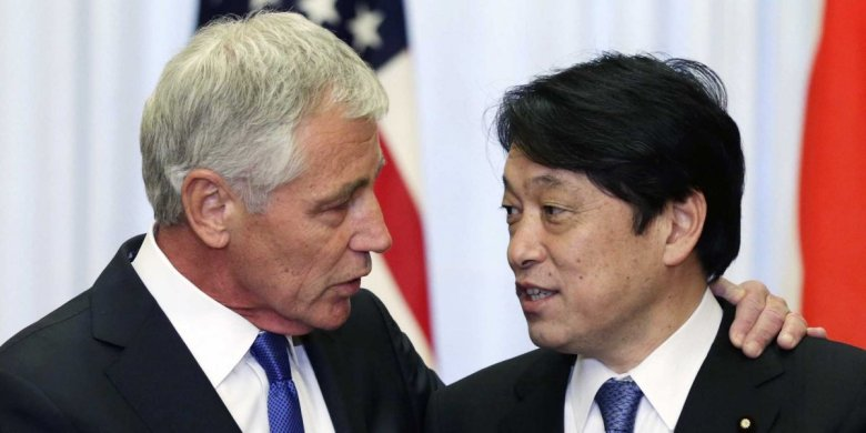 US Hagel-Japan-onodera