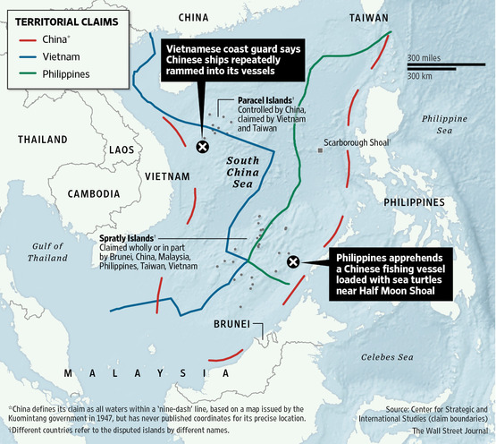 South China Sea_Terrritorial Claims