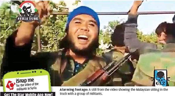 Malaysian Jihadist_terrorist