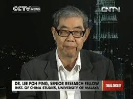 Dr Lee Poh Ping