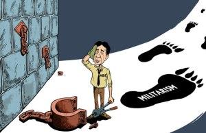Japan militarism_Abe Plot