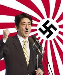 Japan militarism_Abe
