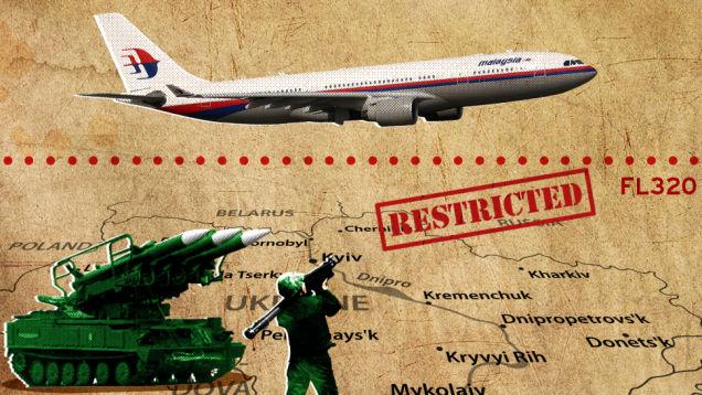 MH17 who shot