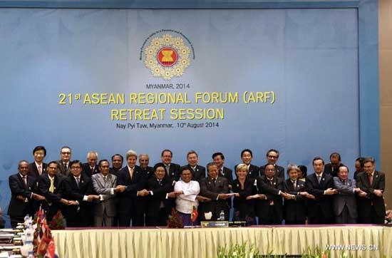 Asean-21st ARF