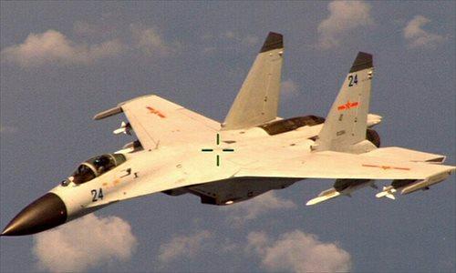 J11B-fighter