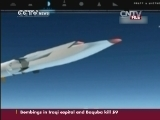 China's hypersonic Missile Veh1