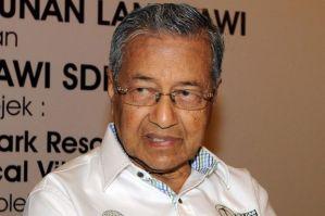 Mahathir Mohamad_Laxy Malays