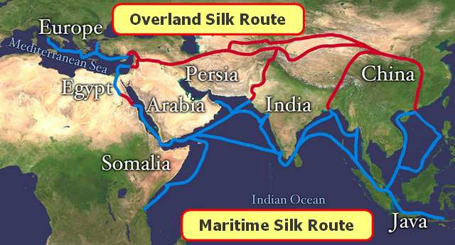 China Maritine Silk Road_ Asean