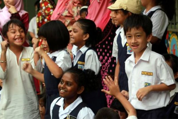 Chinese vernacular schools