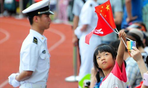 Hongkong protest_Beijing