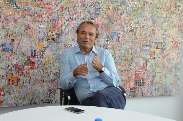 Maxis' CEO Morten Lundal