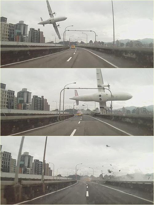 Taiwan TransAsia crash