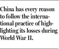 China military parade_reason