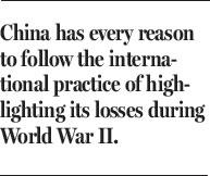 China military parade_reason