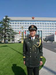 China_Prof Gen Liu Mingfu