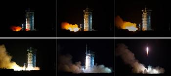 China successfully launches world's first quantum communication satellite 'very exciting' !