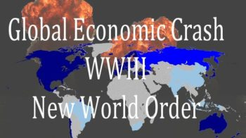 Global economic order under threat
