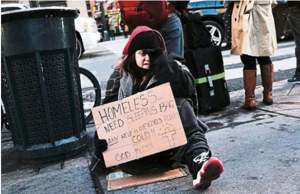 Young And Homeless In America >> Homeless American Rightways
