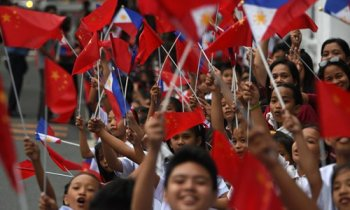 Cooperation with China boosts Philippines' strategic initiatives